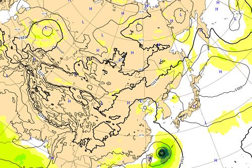 台風13号,5日