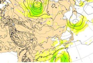 台風17号,20日