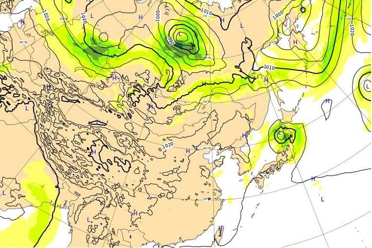 台風17号,24日