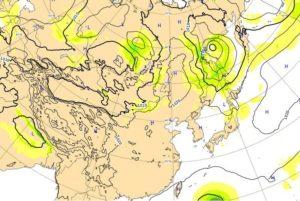 台風18号,29日
