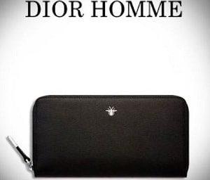 ディオール・オム,財布