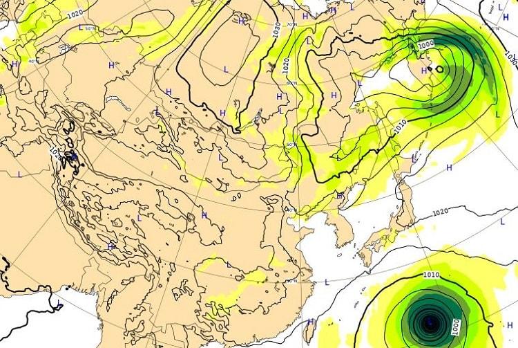 台風19号,10日