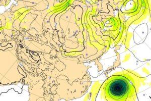 台風19号,11日