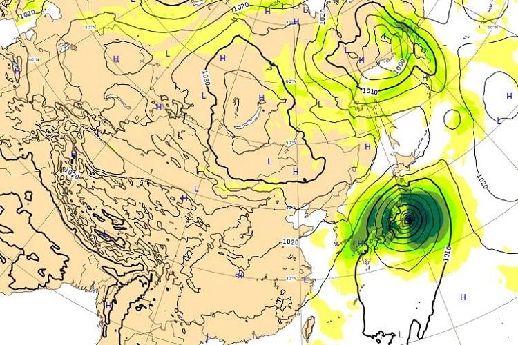 台風19号,12日2