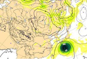 台風19号,12日