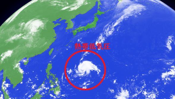 台風20号,たまご
