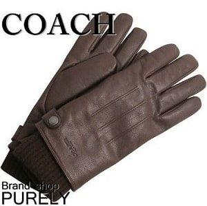 手袋,コーチ
