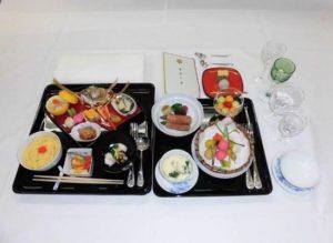 饗宴の儀,料理,22日
