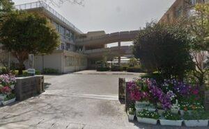 川内北中学校