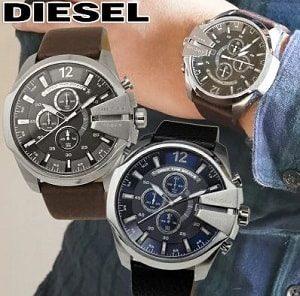 腕時計,ディーゼル