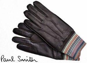 手袋,ポールスミス